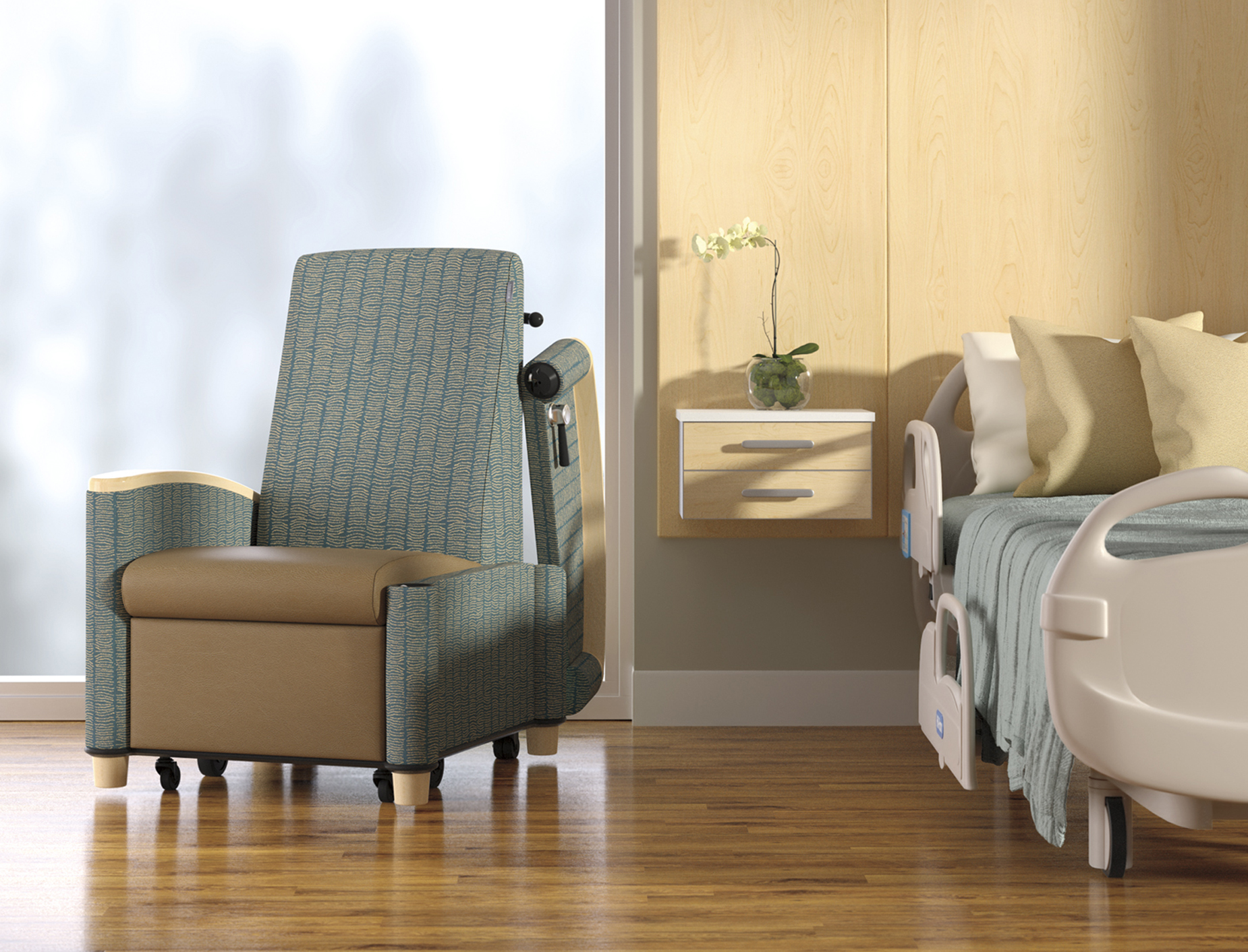 Furniture For Healthcare Facilities